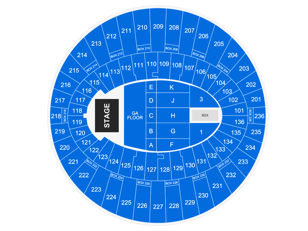 The Forum Inglewood Tickets Schedule Seating Chart Directions