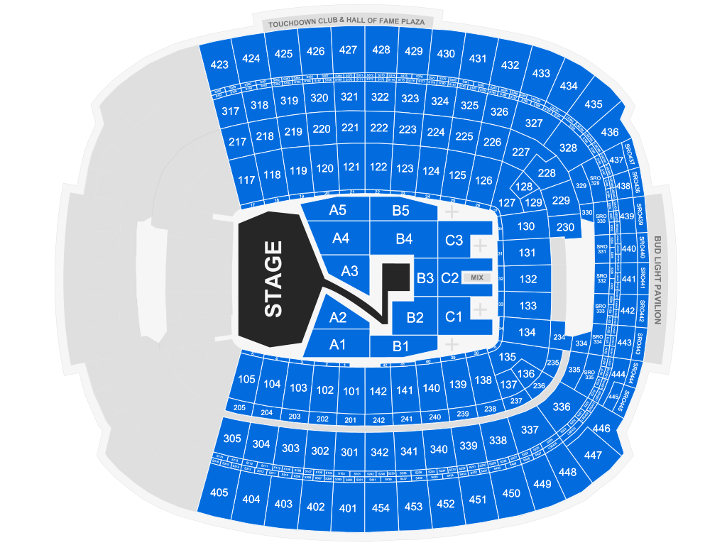 Bts Map Of The Soul Tour At Fedexfield On Wed May 27 7 30 Pm