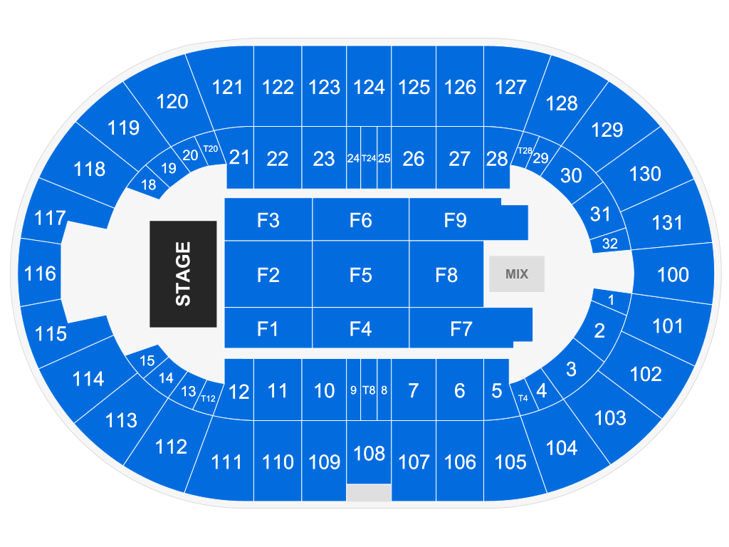 Freeman Coliseum San Antonio Tickets Schedule