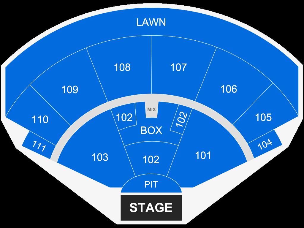seat map